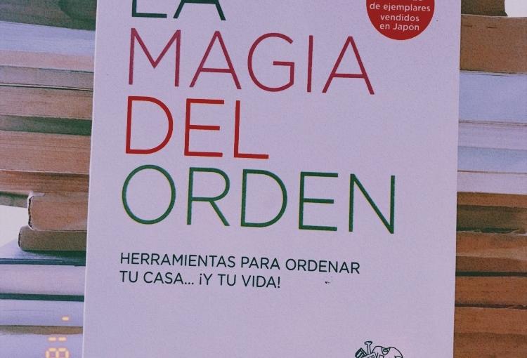 La magia del orden / MarieKondo